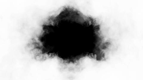 Cloudy Smoke Animation