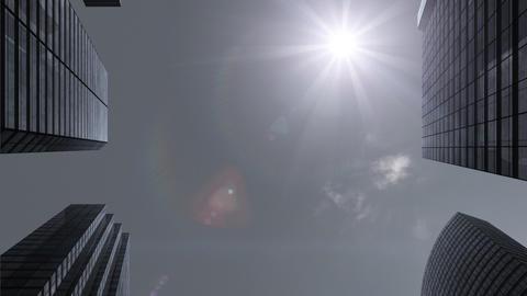SkyScraper Cb4 HD Stock Video Footage