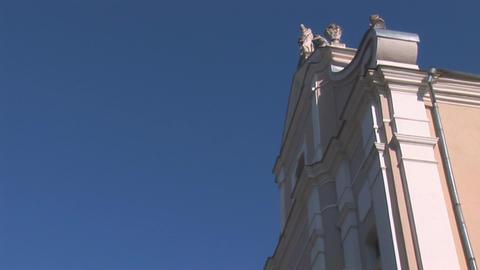 kostel kp 3 Stock Video Footage