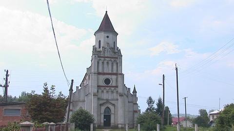 kostel zabolotiv 1 Footage