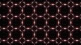 LED Light Kaleidoscope C1BiK2 HD stock footage