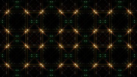 LED Light Kaleidoscope C1BoK3 HD Animation