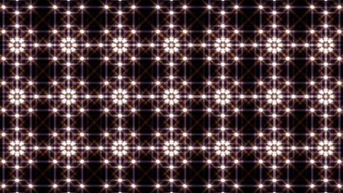 LED Light Kaleidoscope F1BiK2 HD Stock Video Footage