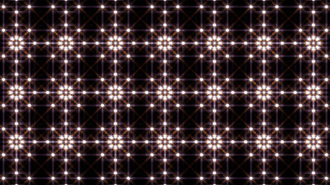 LED Light Kaleidoscope F1BiK2 HD Animation