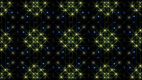 LED Light Kaleidoscope F1Bok3 HD Stock Video Footage