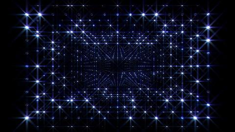 LED Light Space 4 P1Bi2 HD Animation