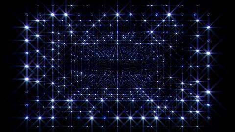 LED Light Space 4 P1Bi2 HD Stock Video Footage