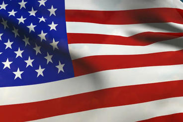 Flag of America FREE THIS WEEK Stock Video Footage