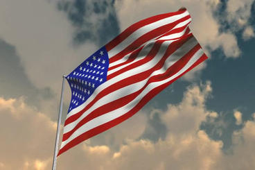 Flag of America FREE THIS WEEK Animation