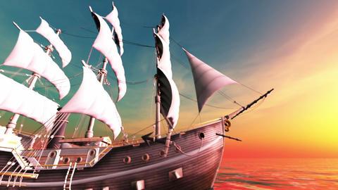 Sailing Boat 帆船 1