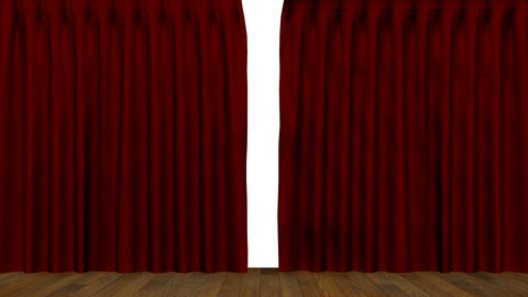 curtain Stock Video Footage