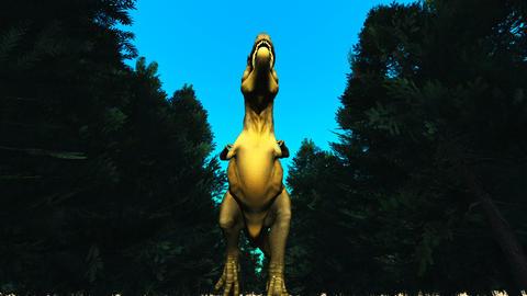 Dinosaur T-REX 1