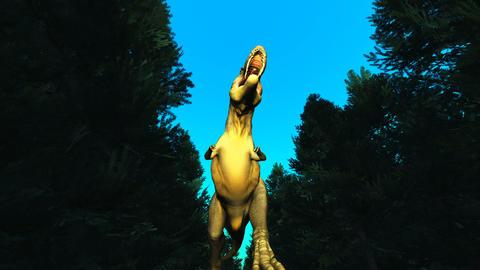 Dinosaur T-REX 2