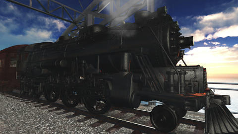 Steam Locomotive 0