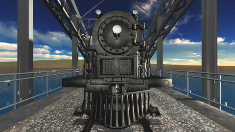 Steam Locomotive 2