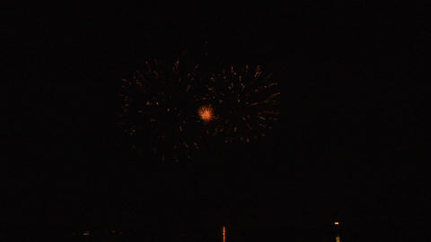 firework 31 Stock Video Footage