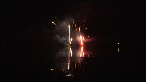 firework 41 Stock Video Footage