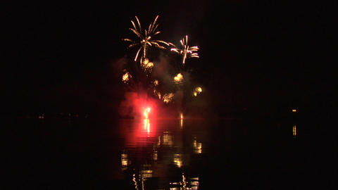 firework 43 Stock Video Footage