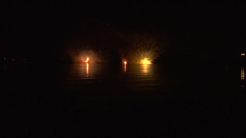firework 45 Stock Video Footage