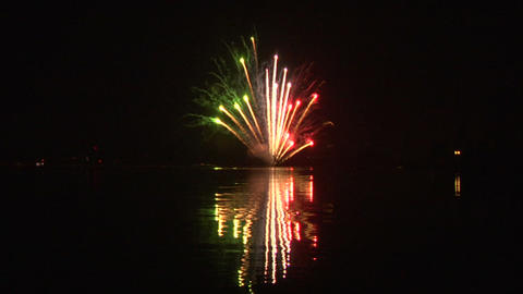 firework 47 Stock Video Footage