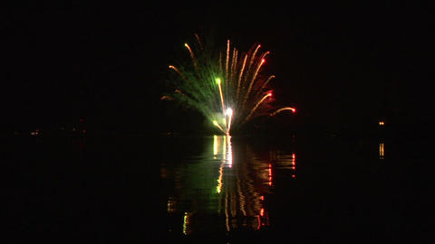 firework 47 Stock Video Footage