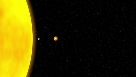 planet Stock Video Footage