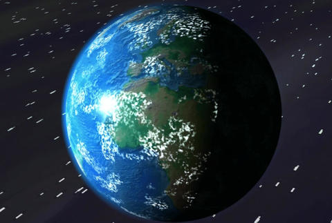 earth movie Animation