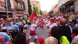 Traditional Catalan Dance Footage