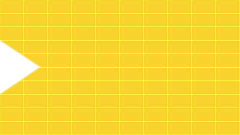 Arrows pointing across grid background Animation