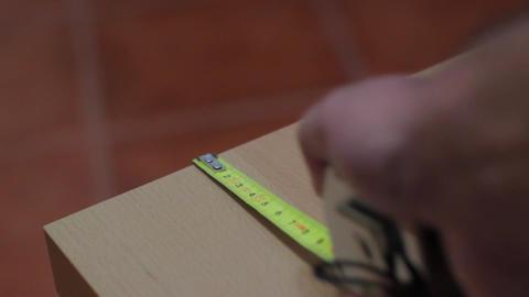 Measuring Tape Footage