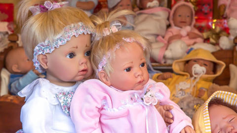 dolls Footage