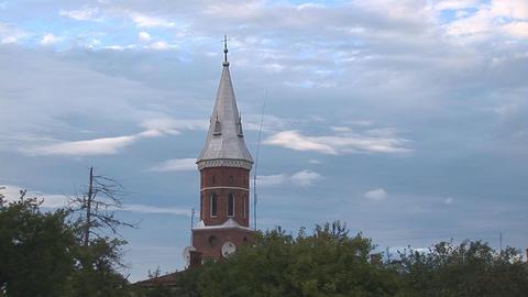 catholic church 1 Stock Video Footage