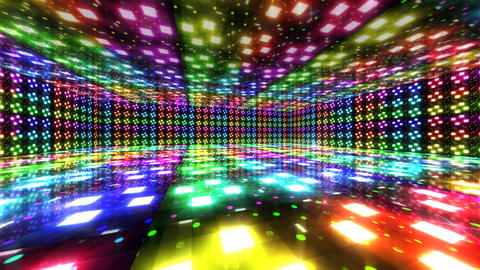 Dance Floor B3 HD Animation