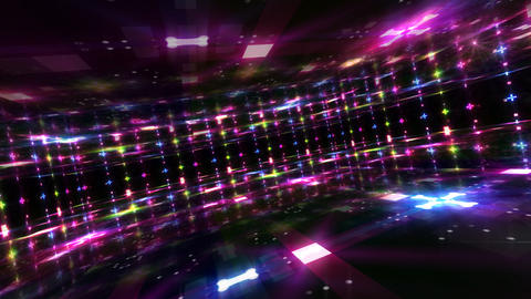 Dance Floor C2 HD Stock Video Footage