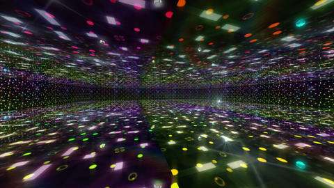 Dance Floor G1 HD Animation