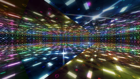 Dance Floor G1 HD Stock Video Footage