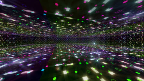 Dance Floor G3 HD Animation