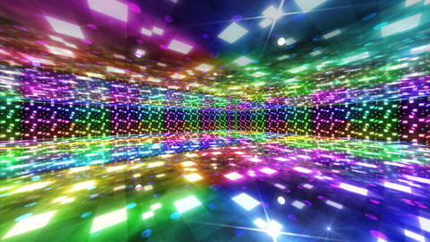 Dance Floor G3 HD Stock Video Footage
