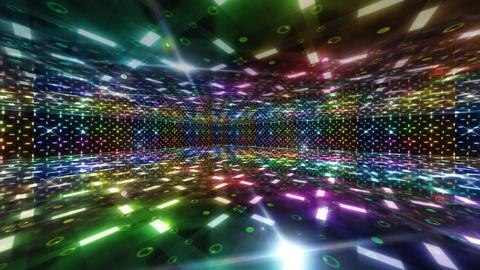 Dance Floor G3 HD Stock Video Footage