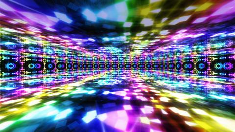 Dance Floor K3 HD Stock Video Footage