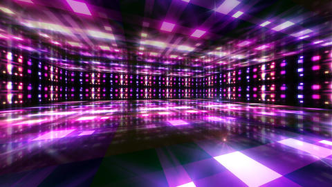 Dance Floor N3 HD Stock Video Footage