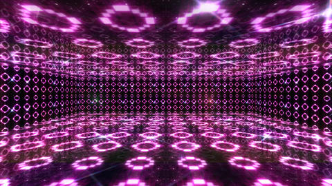 Dance Floor O4 HD Stock Video Footage