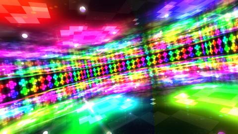 Dance Floor Q2 HD Stock Video Footage