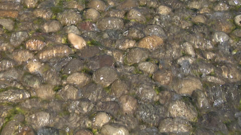 water stream texture 02 Stock Video Footage
