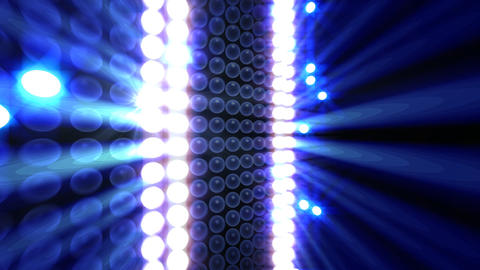 LED Countdown ArR1 HD Stock Video Footage