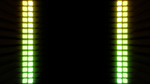 LED Countdown BrM1 HD Stock Video Footage