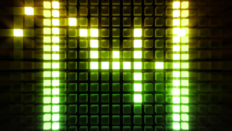 LED Countdown BrM1 HD Animation