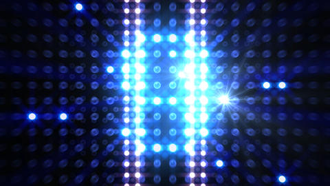 LED Countdown DrM1 HD Stock Video Footage