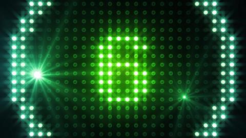 LED Countdown DrM4 HD Animation