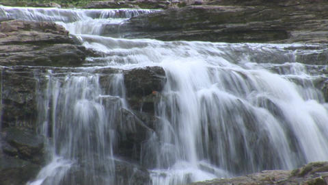 waterfall 30 Stock Video Footage